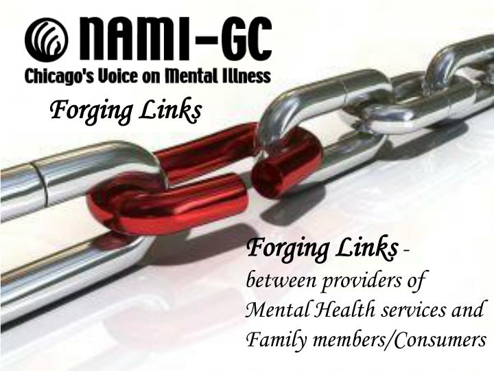 Forging links