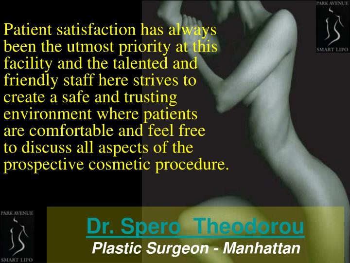Patient satisfaction has always