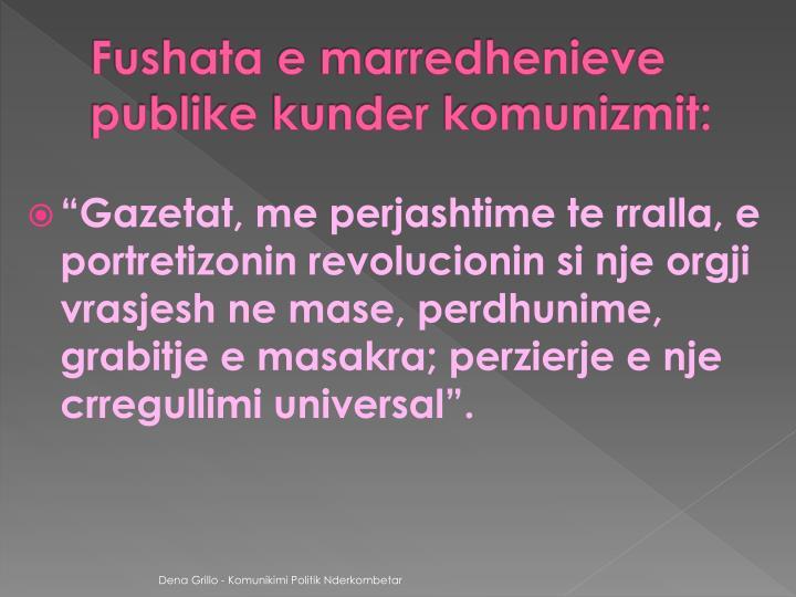 Fushata