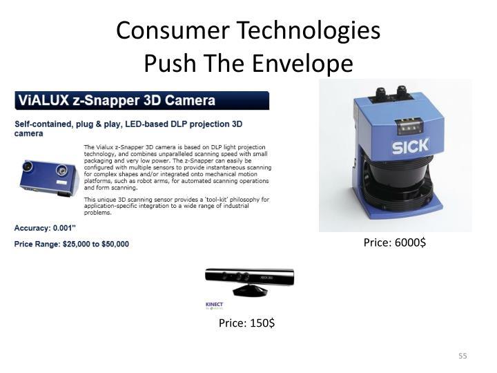 Consumer Technologies