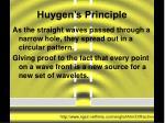 huygen s principle2