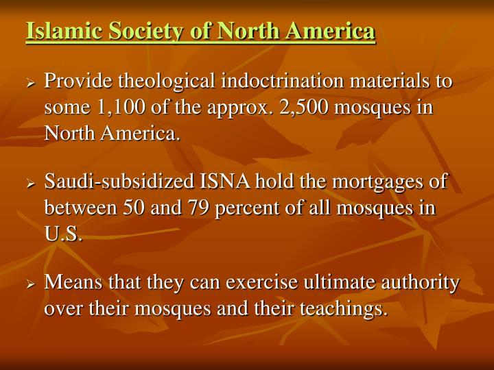 Islamic Society of North America