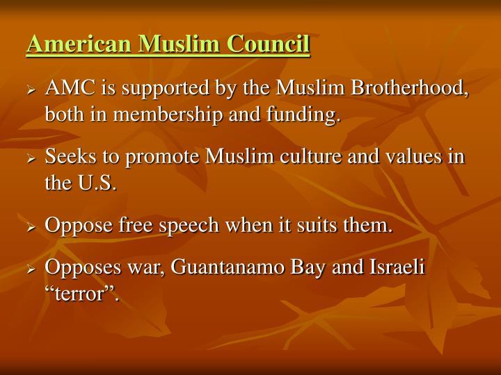 American Muslim Council