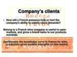 company s clients8