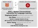 scill spoken conversational interaction for language learning