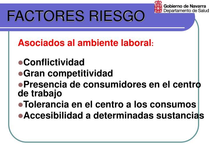 FACTORES RIESGO