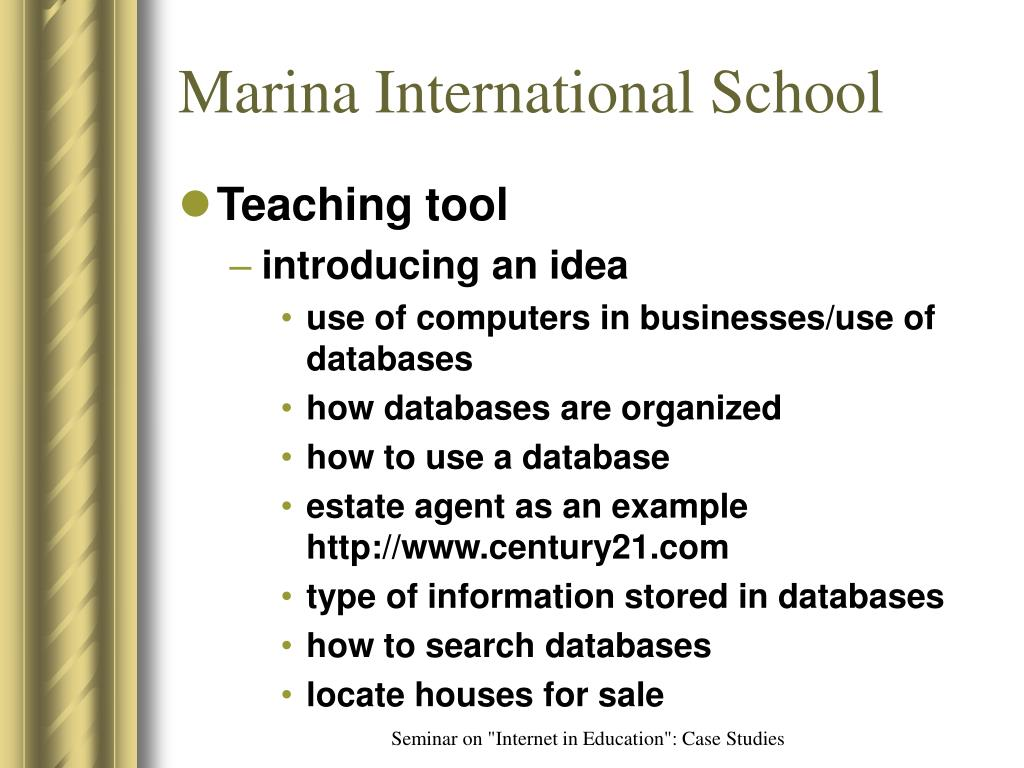Marina International School