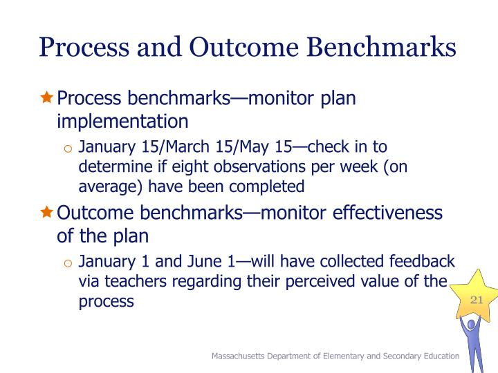 Process and Outcome Benchmarks