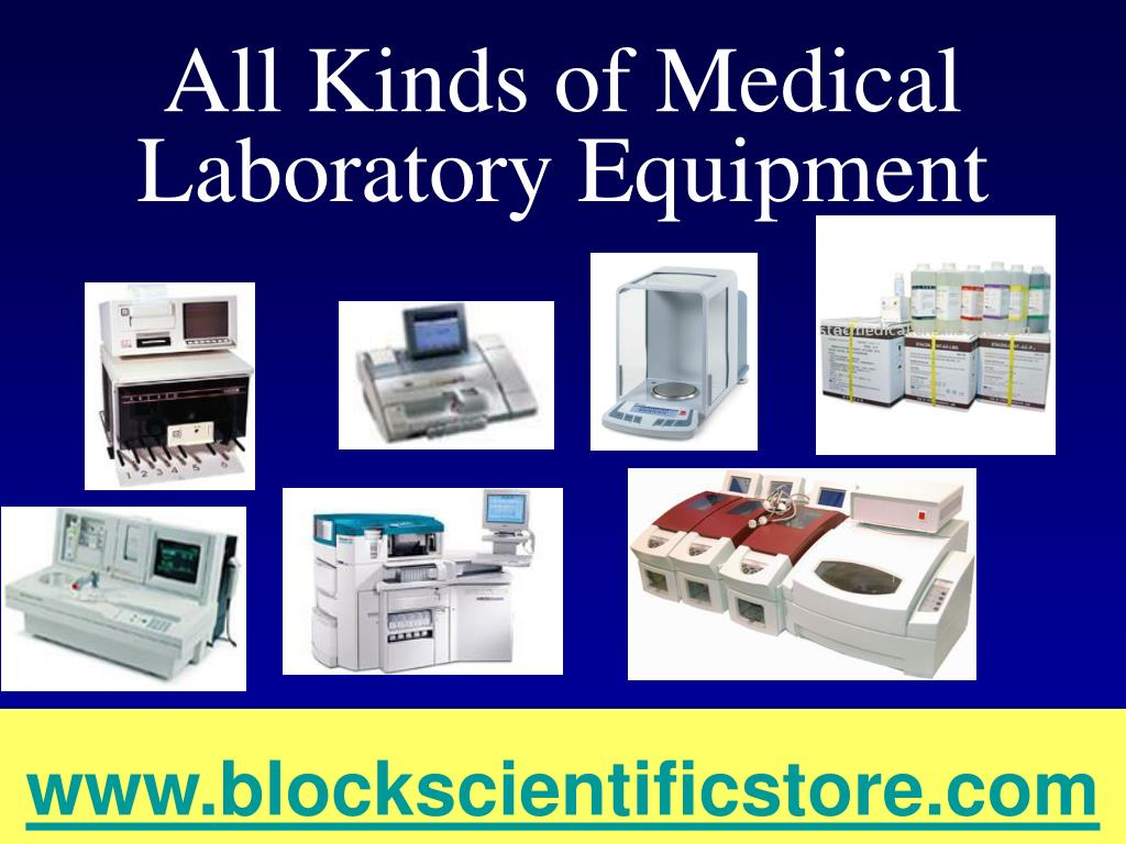 All Kinds of Medical Laboratory Equipment