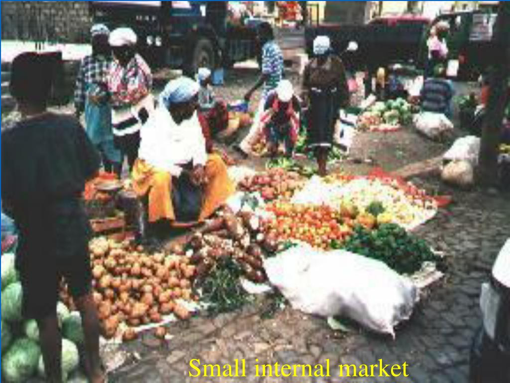 Small internal market