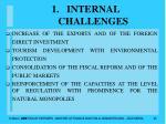 internal challenges25