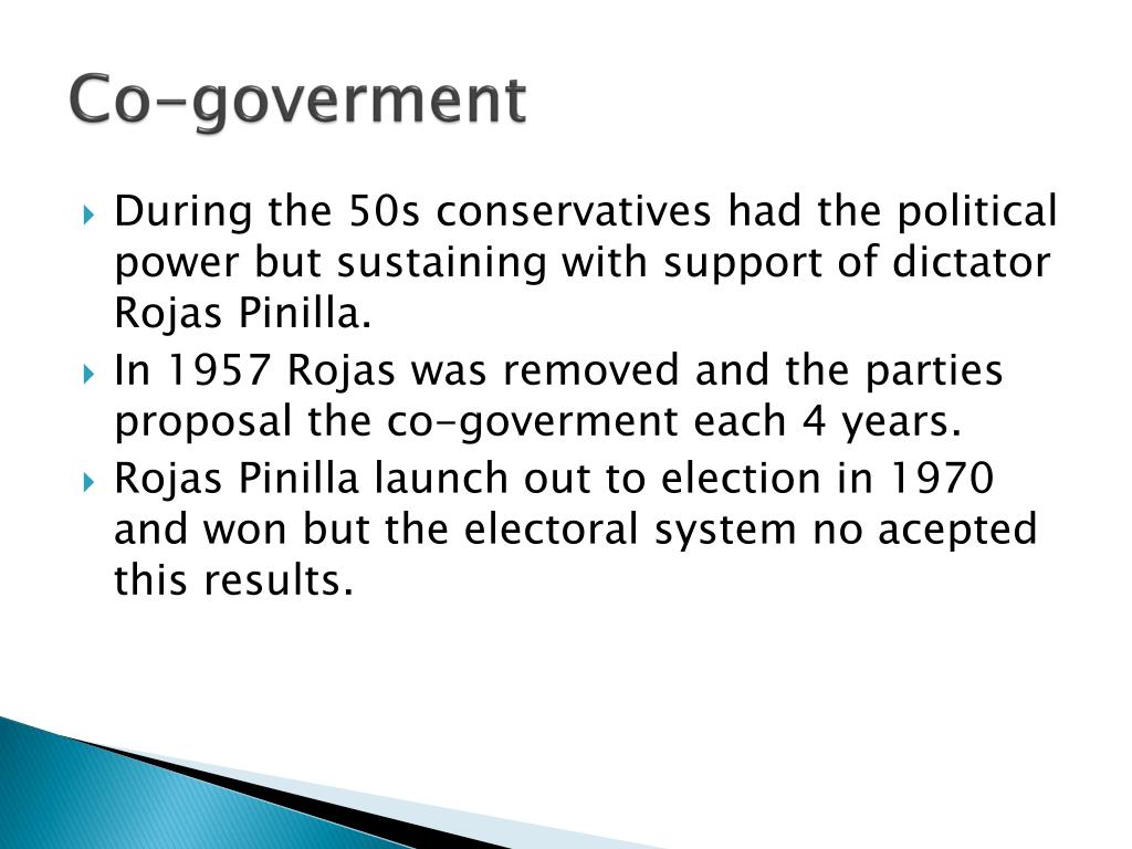 Co-goverment