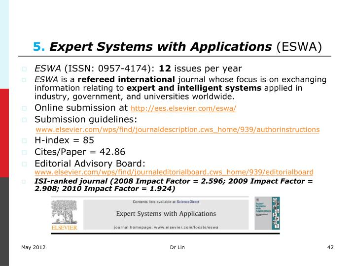 expert systems with applications pdf
