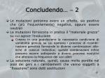 concludendo 2