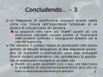 concludendo 3