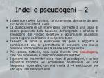 indel e pseudogeni 2