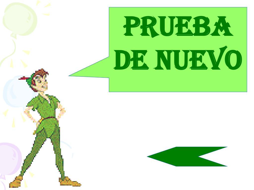 PRUEBA DE NUEVO