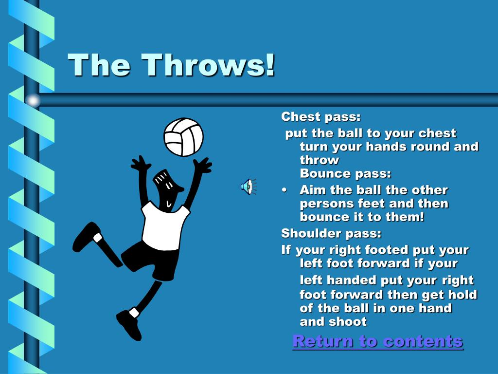 The Throws!