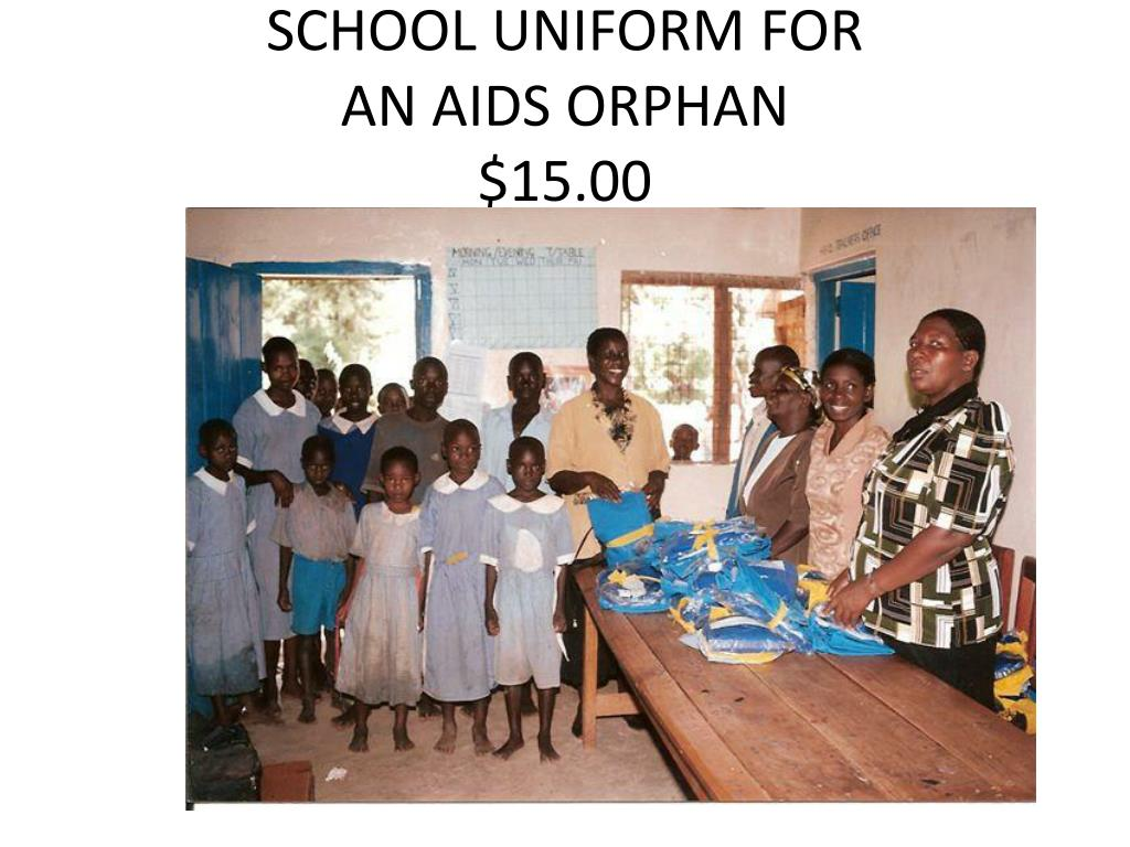 SCHOOL UNIFORM FOR
