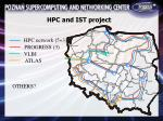hpc and ist project