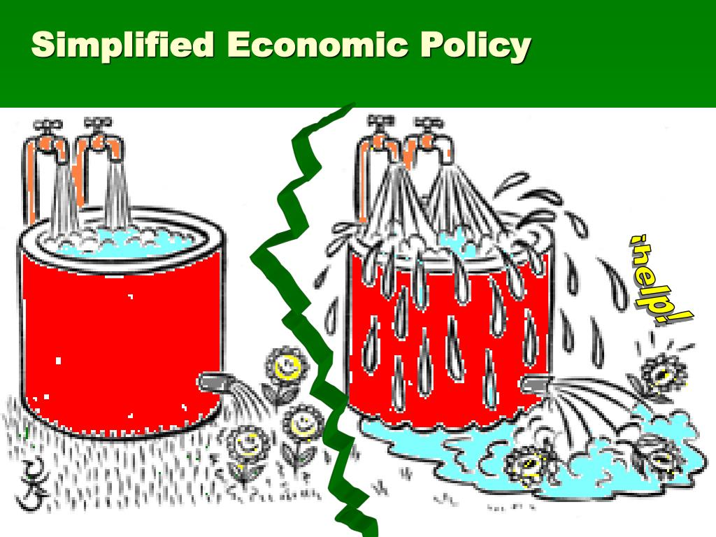 Simplified Economic Policy