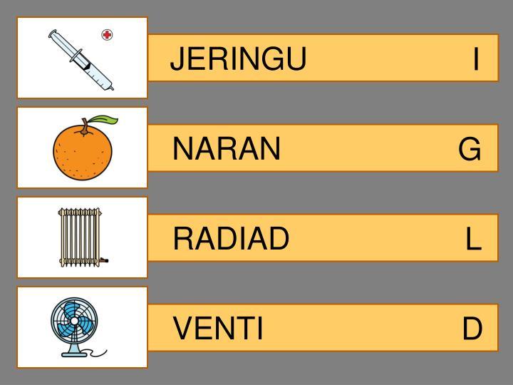 JERINGU