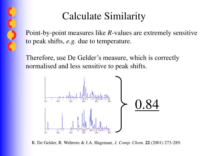 Calculate Similarity
