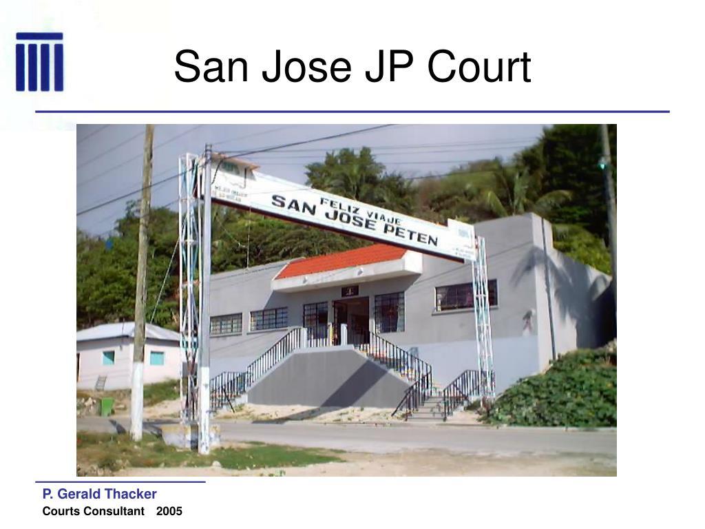 San Jose JP Court