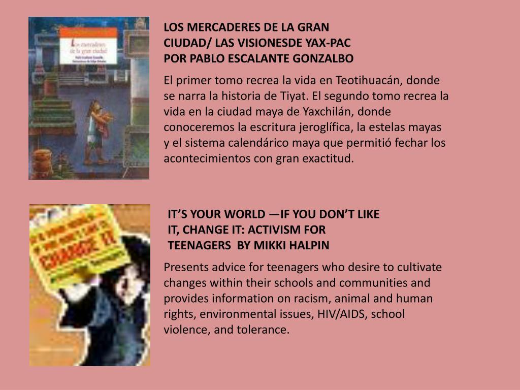 LOS MERCADERES DE LA GRAN CIUDAD/ LAS VISIONESDE YAX-PAC POR
