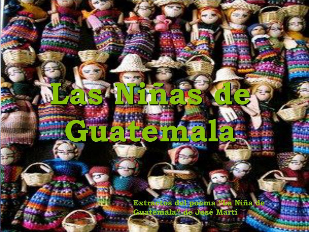 Las Niñas de Guatemala