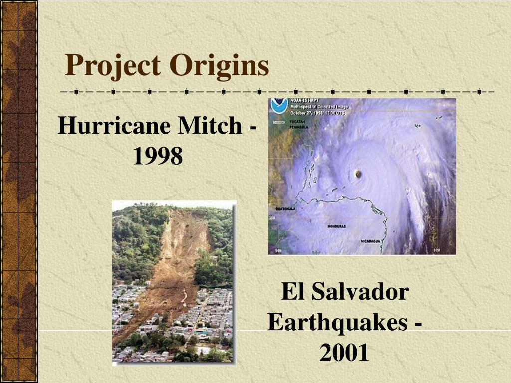 Project Origins