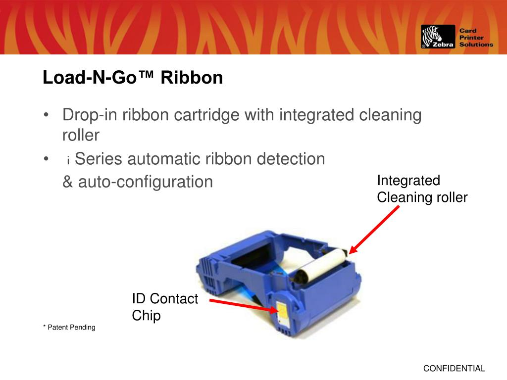 Load-N-Go™ Ribbon