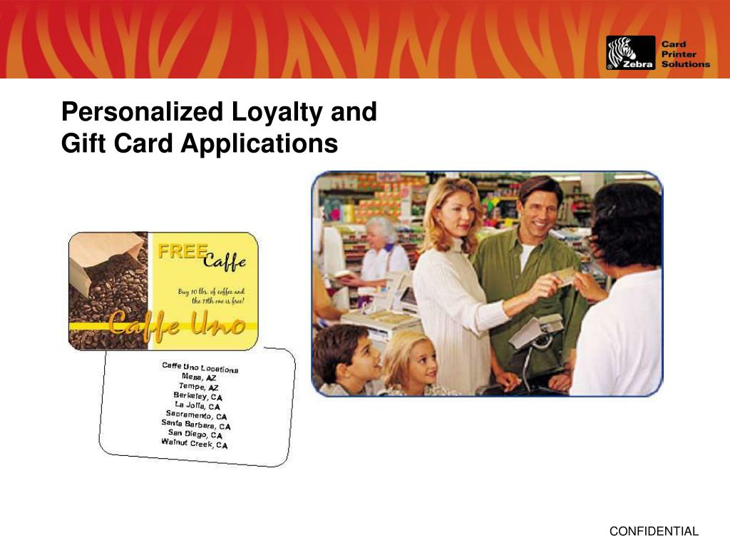 Personalized Loyalty and
