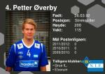 4 petter verby