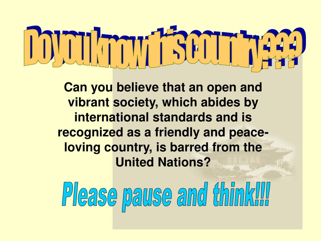 Do you know this country???