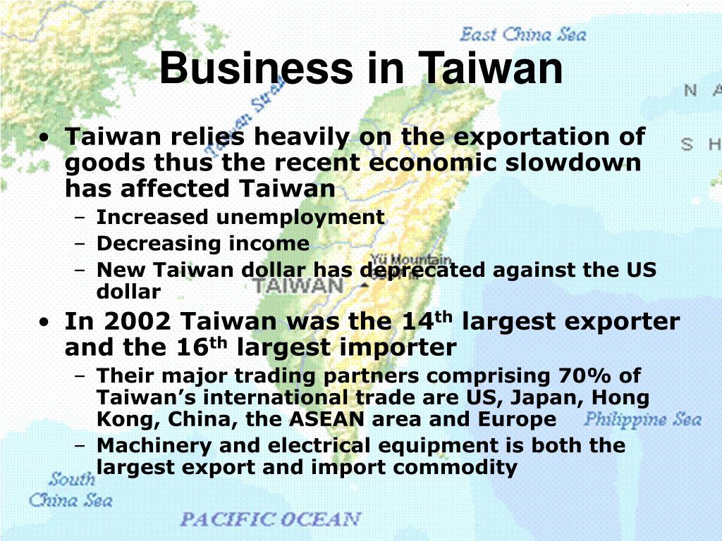 Business in Taiwan