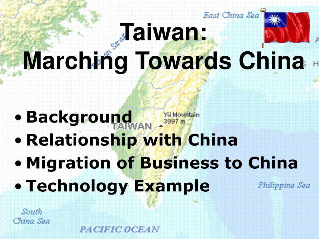 Taiwan: