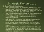 strategic factors con t7