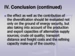iv conclusion continued24