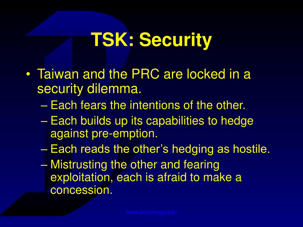 TSK: Security