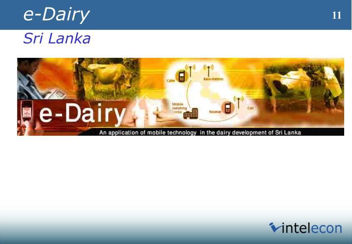 e-Dairy