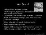 vesi marsil