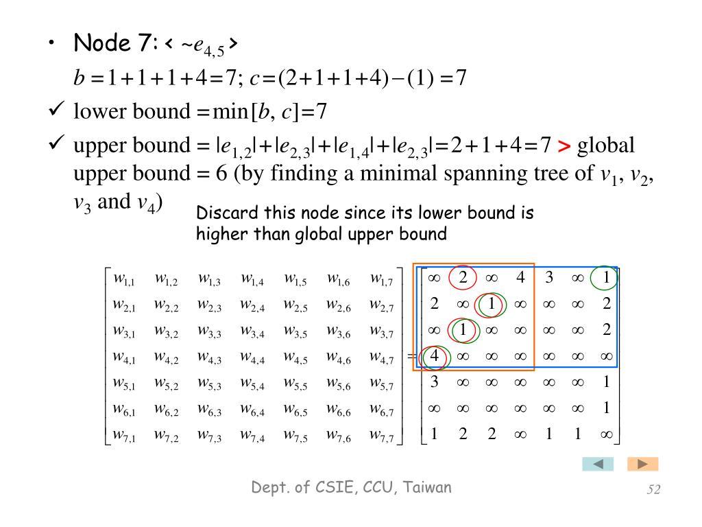 Node 7: