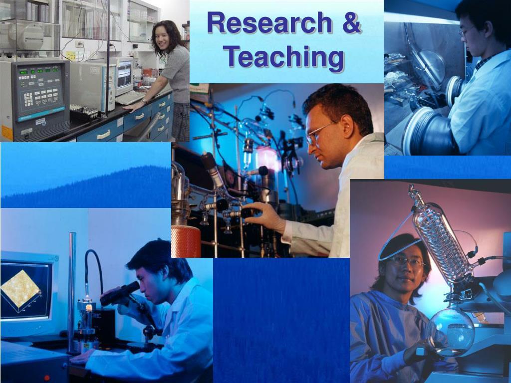 Research & Teaching