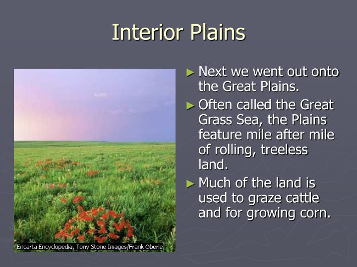 Interior Plains