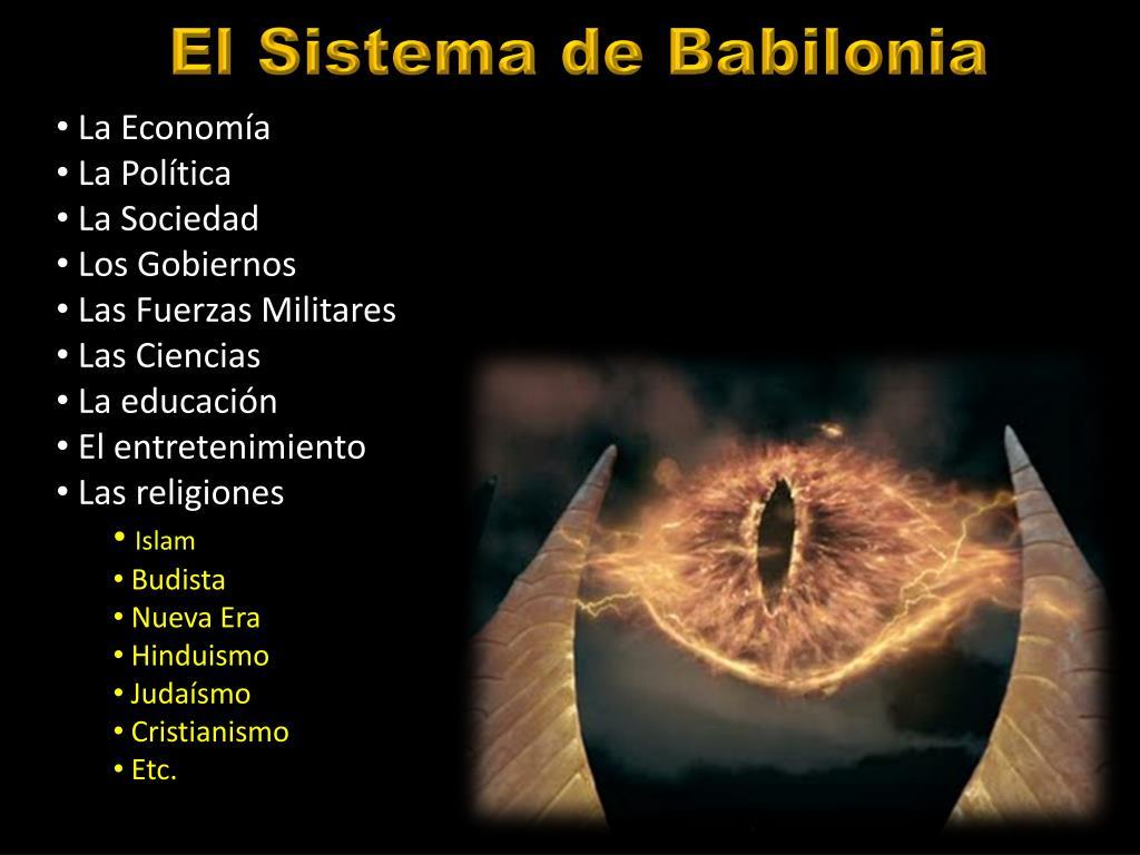El Sistema de Babilonia