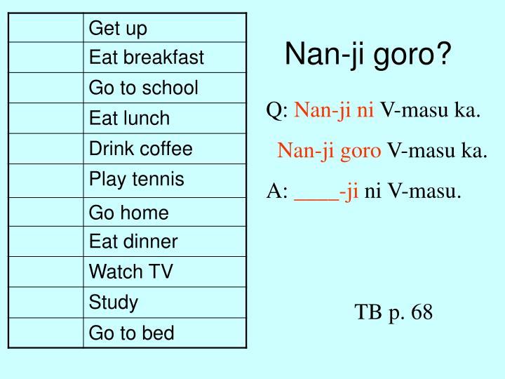 Nan-ji