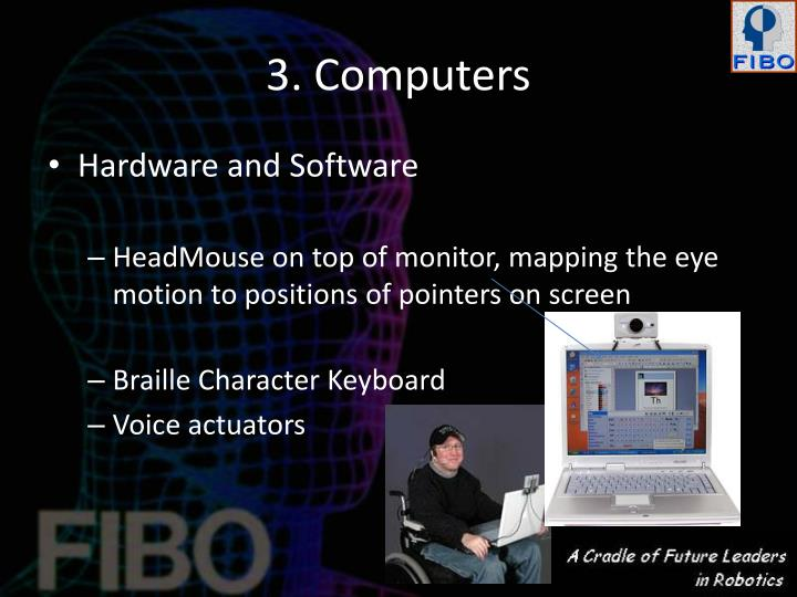 3. Computers