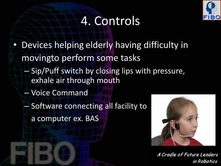 4. Controls