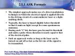 2 1 1 ask formats7